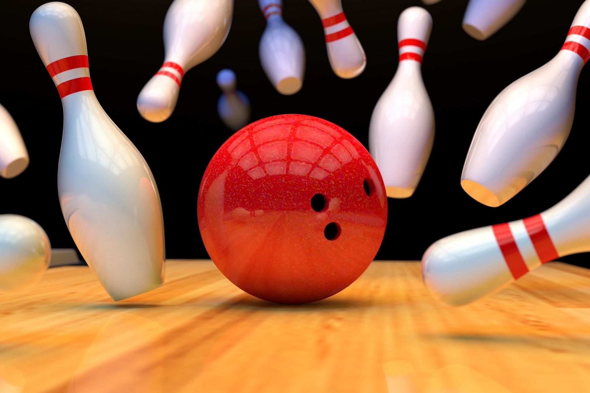 Bowling Spielen